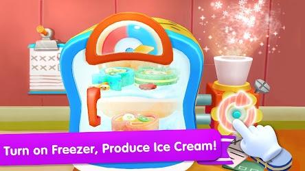 Little Panda's Ice Cream Factory