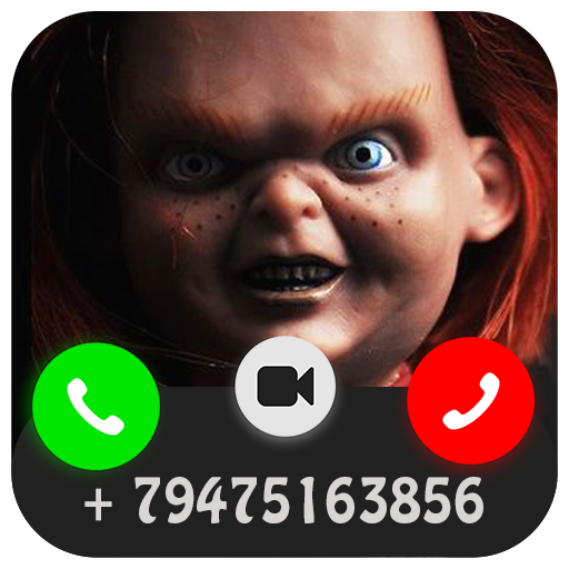 Chucky Video Call Scary Killer live 2018