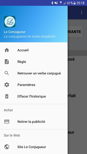 Le Conjugueur  screenshots 2