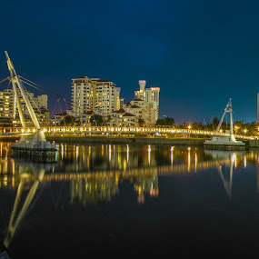 Tanjong Rhu, Singapore by Suriati Yacob - Landscapes Starscapes