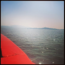 """Photo: Photo captioned """"Twinkling waters. On the way to Mandwe port."""" uploaded to Facebook on December 15, 2013 at 04:58AM"""