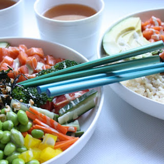Sushi Bowls Recipe