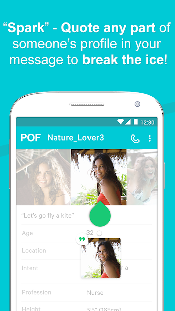 POF Dating on the App Store