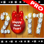 Happy New Year 2017 Cards PRO