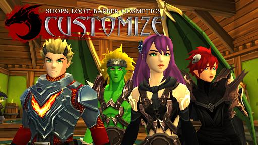 AdventureQuest 3D MMO RPG screenshots apkspray 9