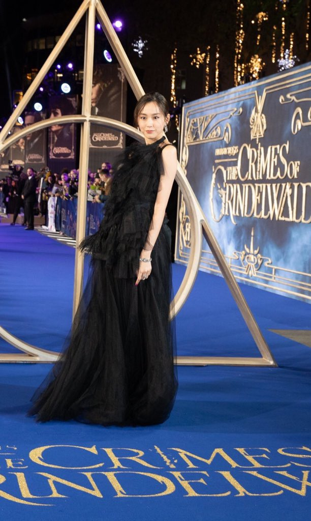 crimes of grindelwald claudia picture 2