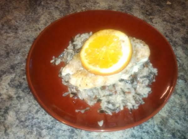 Orange Chicken Tina Style