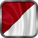 Indonesian Flag Live Wallpaper icon