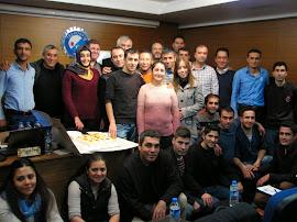 Ankara 2 No'lu Şubemizde Sistematik Eğitimler Devam Ediyor