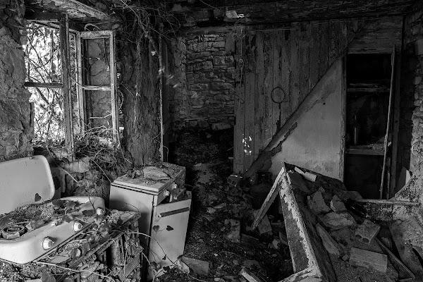 La distruzione dell'abbandono di LucaMonego