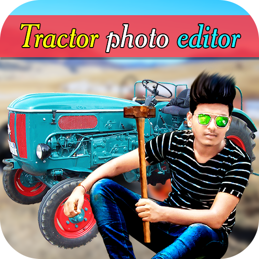 Tractor Photo Editor 2018