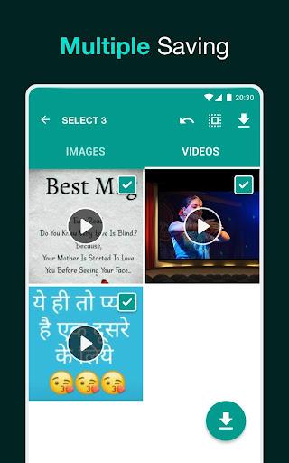 Status Saver for WhatsApp Video, Status Downloader 1.0.2 screenshots 7