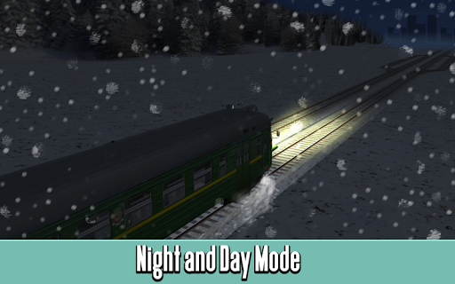 Russian Train Driver Simulator  screenshots 2
