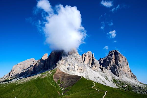 nuvola invadente di tatiana morello