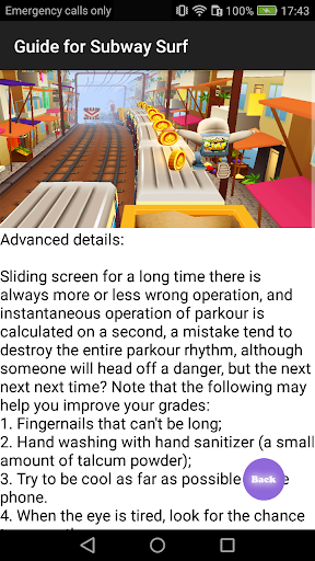 Guide Subway Surf