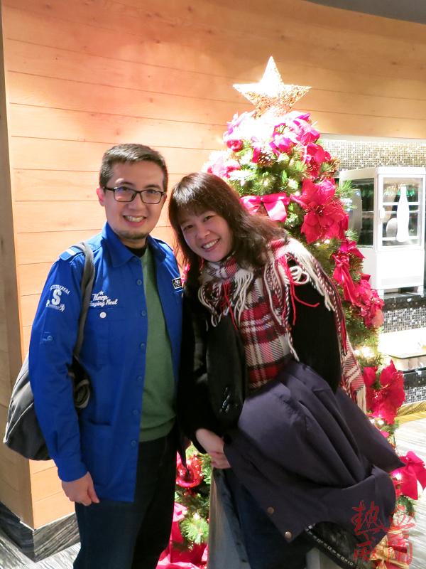 結婚紀念:台北晶華酒店柏麗廳(天下第一廳buffet)