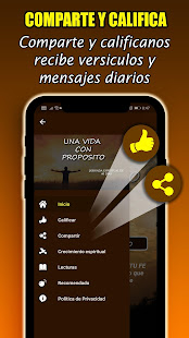 Download Una Vida con Propósito - 40 Días espirituales ⛪ For PC Windows and Mac apk screenshot 5