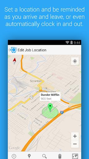 HoursTracker: Time tracking for hourly work screenshot