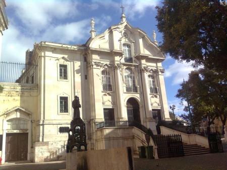 Photo Eglise de Santo António da Sé