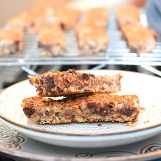 Grain Free Maple Granola Bars.
