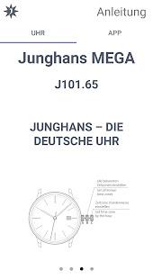 Junghans MEGA - náhled