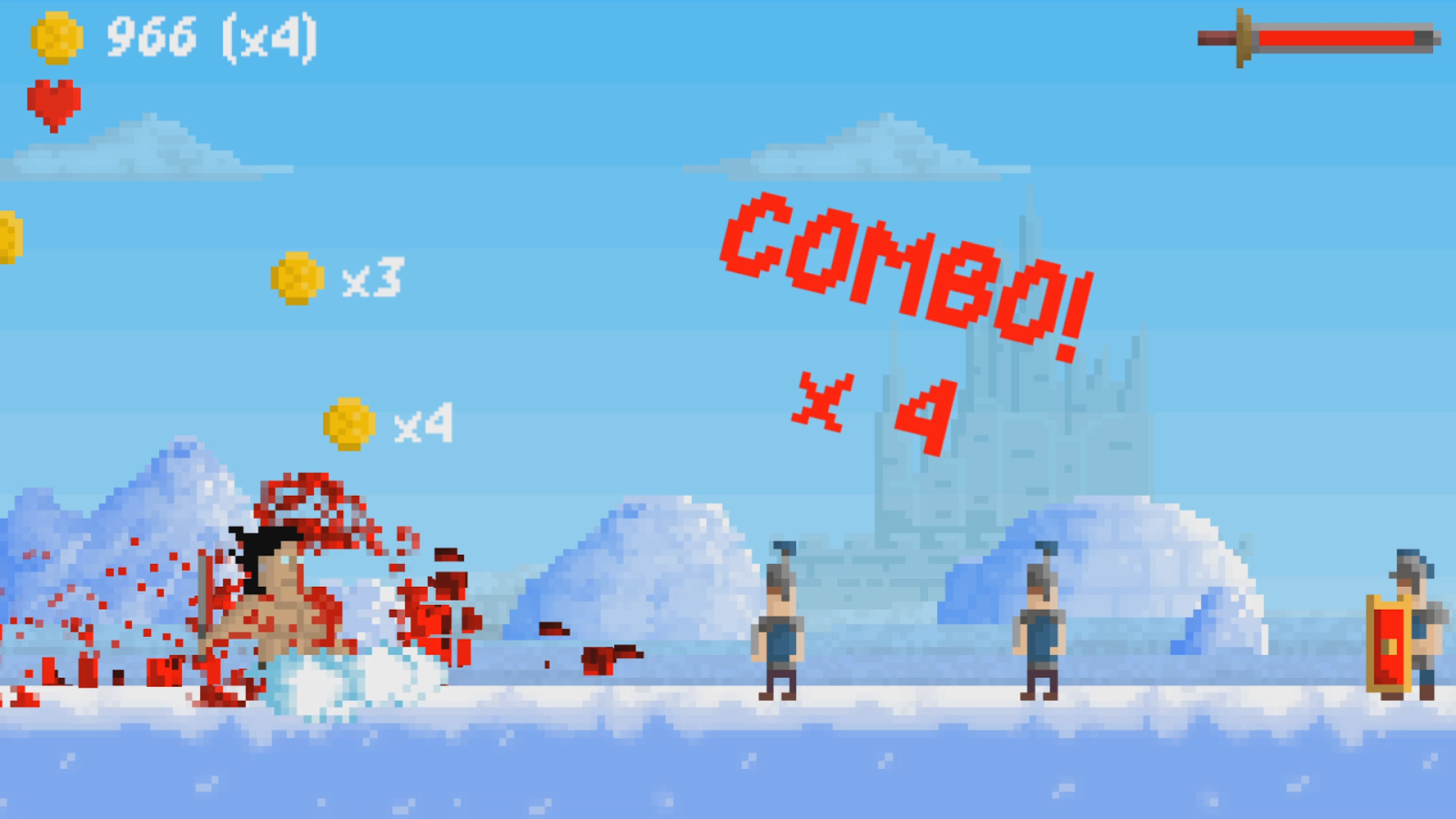 Barbariano- screenshot