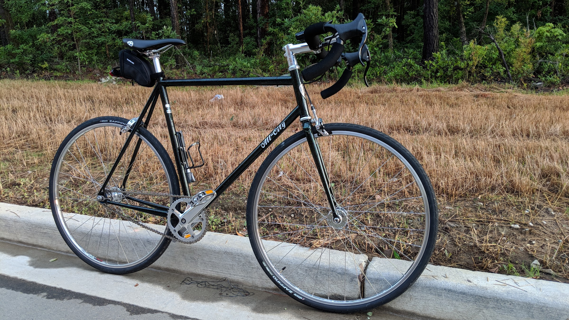 All-City Big Block bicycle