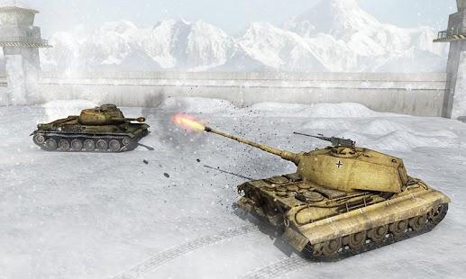 Tank Fury Blitz 2016 screenshot