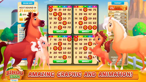 Bingo Farm Ways: Best Free Bingo Games  screenshots 1