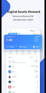 TokenPocket Wallet. EOS, Bitcoin, Ethereum, TRON 1