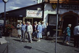 Photo: Harz: vooraan Rieks Hartman en Jacob Hilbrands