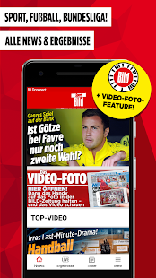 Sport BILD: Fussball, Bundesliga & Sport News live poster