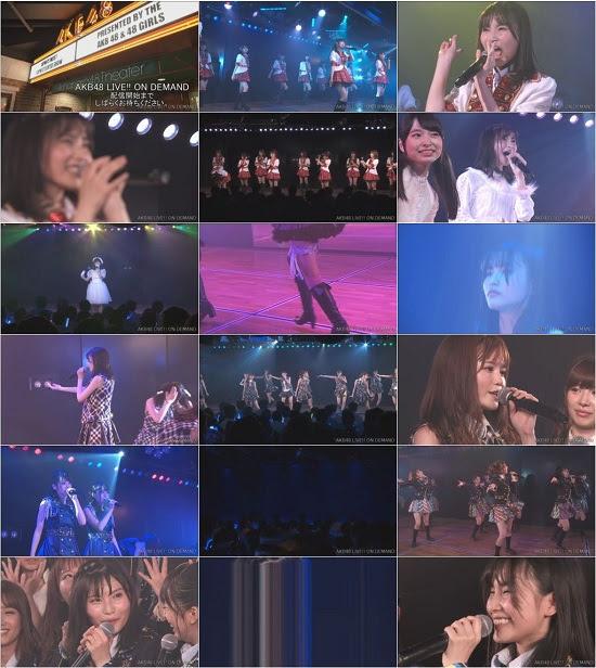(LIVE)(720p) AKB48 外山大輔 「ミネルヴァよ、風を起こせ」公演 福岡聖菜 生誕祭 Live 720p 170807