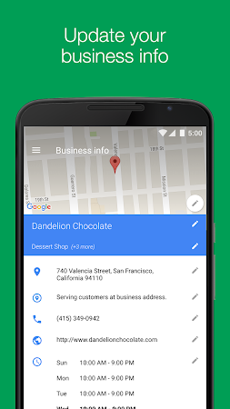 Google My Business 2.1.3.106594431 screenshot 209747