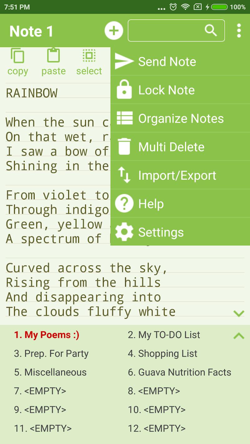 Notepad Pro Screenshot 11