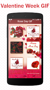 Valentine Week GIF 2018 - náhled