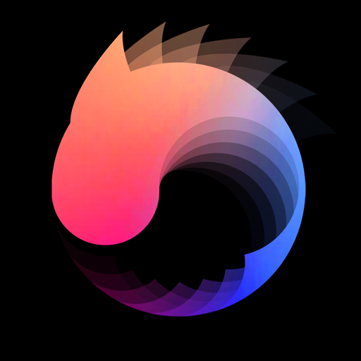 Movepic - photo motion & loop photo alight maker Icon