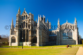 Photo: ELY CATHEDRAL CAMBS'