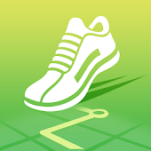 Pedometer: GStep Counter And Running Tracker App Icon