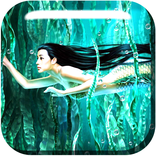 Charming Mermaid Live WP