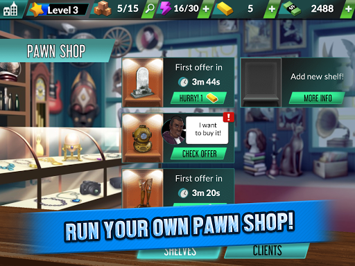 Bid Wars: Pawn Empire - Storage Auction Simulator apktram screenshots 12