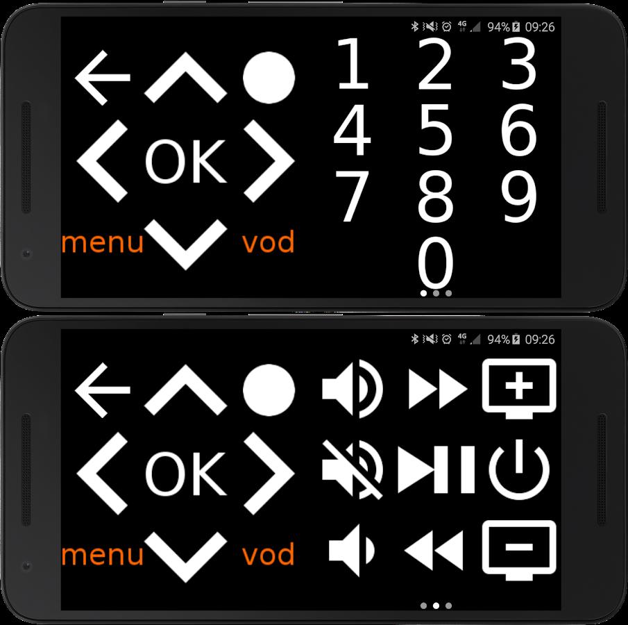 livebox remote android apps on google play. Black Bedroom Furniture Sets. Home Design Ideas