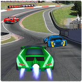 Drifting Car City Traffic Racing 3d