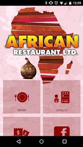 The African Restaurant