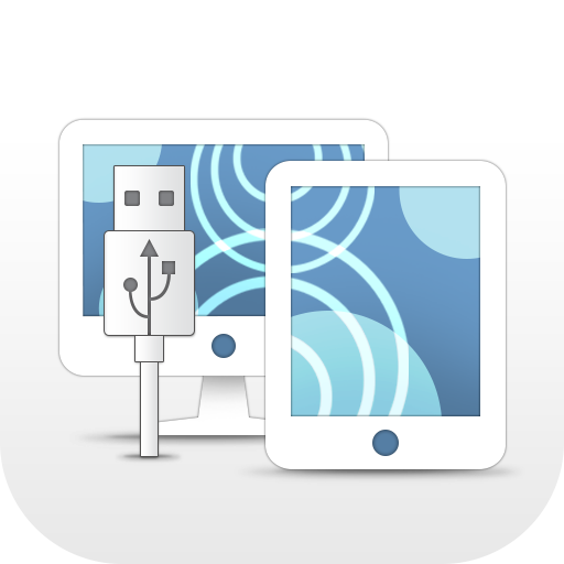 Twomon USB - USB Monitor Icon