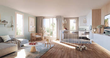 Appartement 4 pièces 71,6 m2