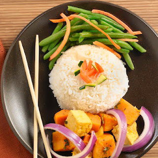 Spicy Szechuan Tofu