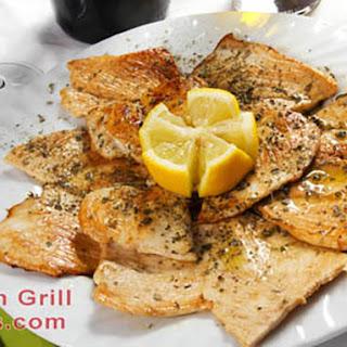 Lemon Herb Grilled Chicken Breast Recipe