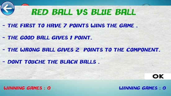 hidden balls - náhled
