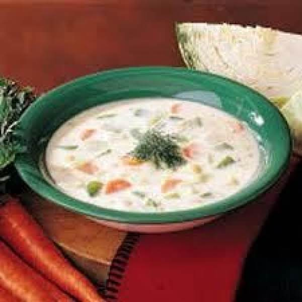 Irish Cabbage Soup Recipe